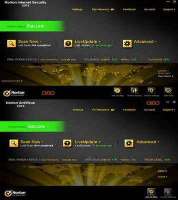 Неофициальные сайты norton 360